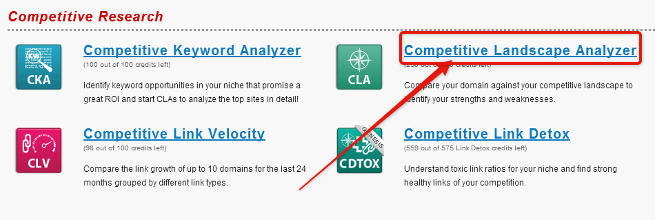 competitive landscape analysis for expedia