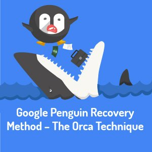 Google Penguin Recovery Method – The Orca Technique