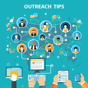 outreach tips