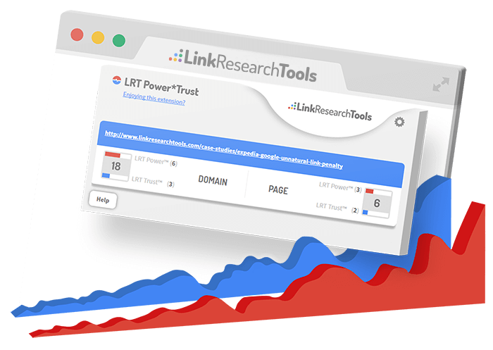 LRT Power Trust PageRank Replacement toolbar