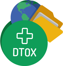 Link Detox for Subdirectories and Pages