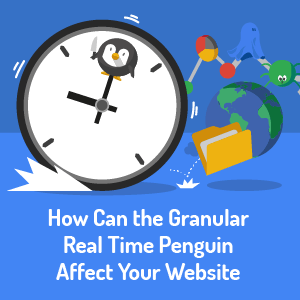 Granular Real Time Google Penguin